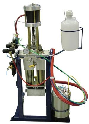 High Volume Duo Injection System