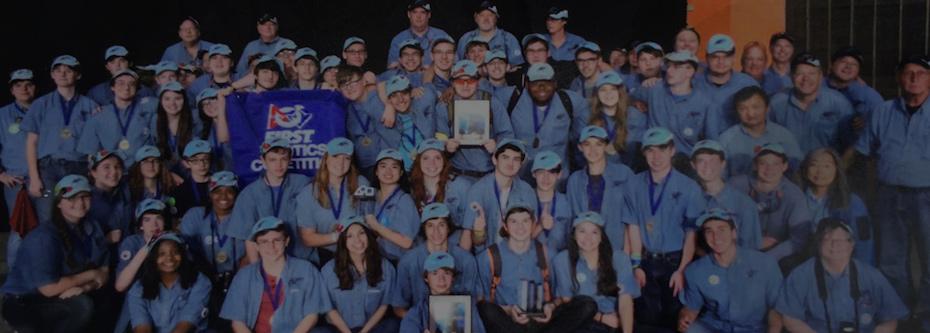 2016 Hardin Valley Academy Rohawktics Team